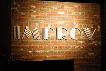 Atlantic Station's Improv