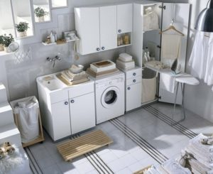 Laundry Room Designs with Stunning Style