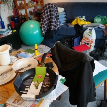 Declutter Your Home and Start 2018 Fresh