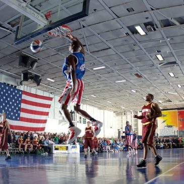 Harlem Globetrotters in Atlanta