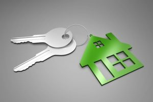 The Keys to Your New Home!